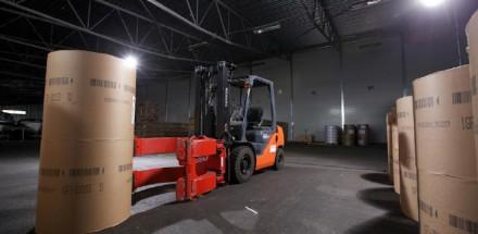 Обработка грузов